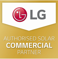 LG Authorised solar commercial partner