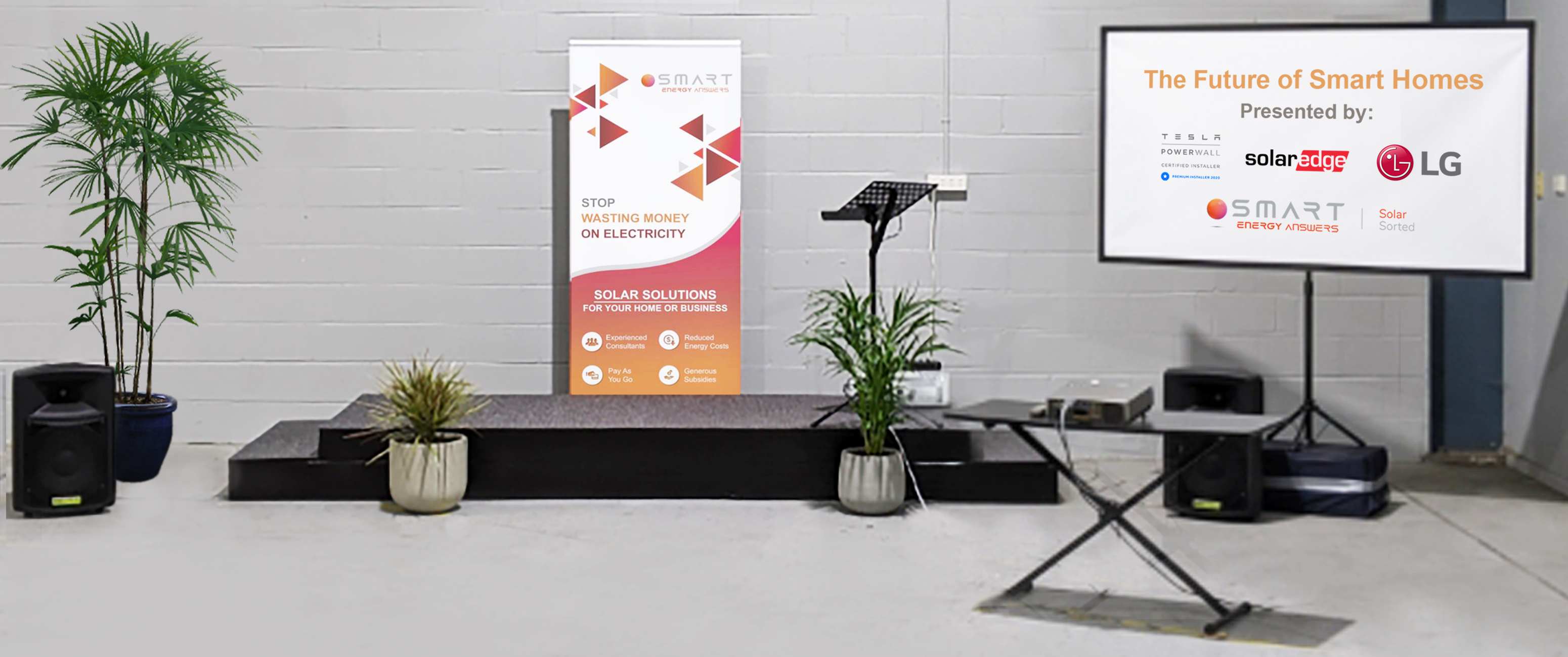 The Future of The Smart Homes Event - featured image