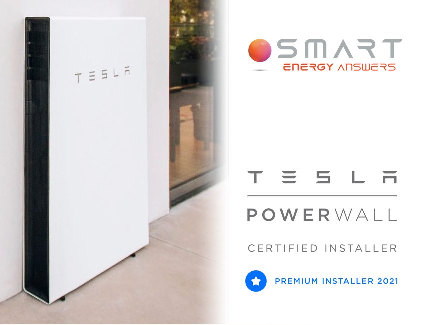 Premium Certified Installers | TESLA VPP | Smart Energy Answers - featured image